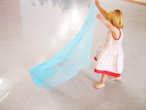Danse parent enfant