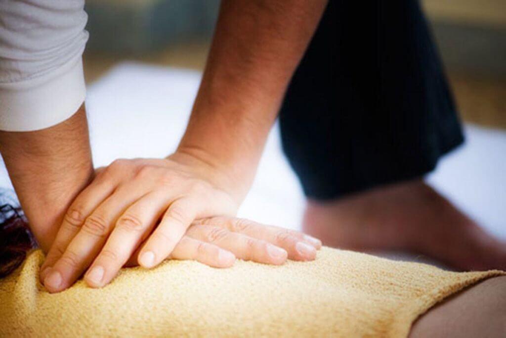 Temps d'un massage pour le couple