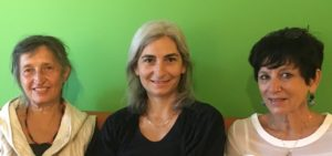 Véronique Sztark, Maryse Chabaud et Jocelyne Roux-Levrat