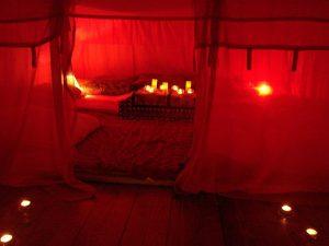 tente rouge LCDP