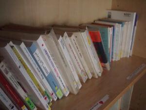 Bibliothèque - livres à emprunter