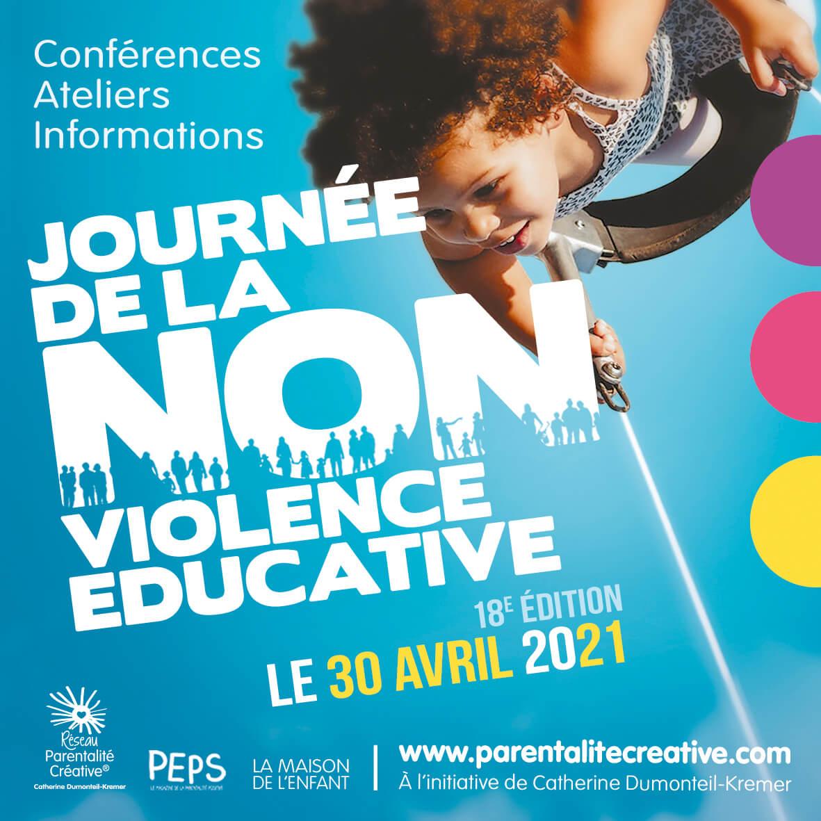 Journée de la non violence éducative - Catherine Dumonteil Kremer